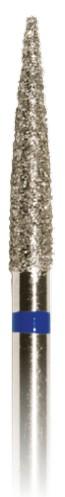 Бор стоматологический алмазный  314.245.100.014 красный 856 (цилиндр, стрельчатый конец) РосБел
